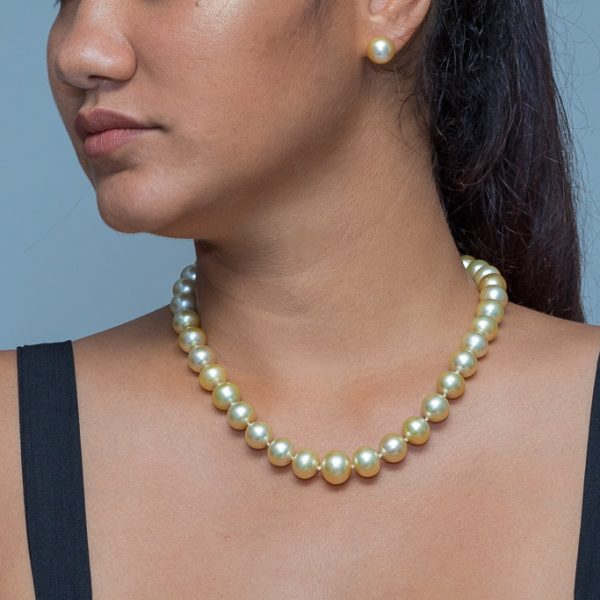 Gold Pearl Strand