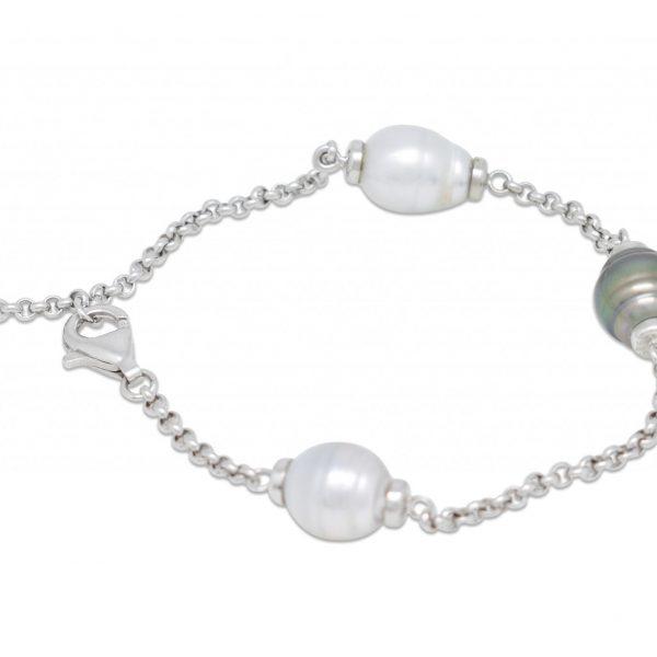 Mixed Pearl Bracelet