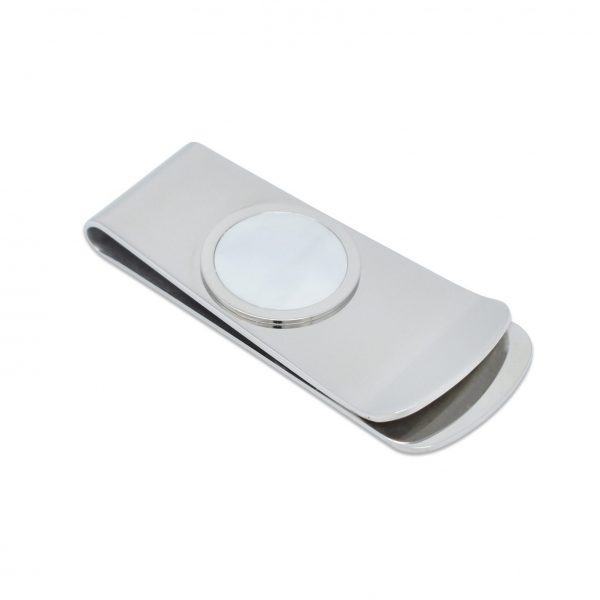 Mother of Pearl Moneyclip
