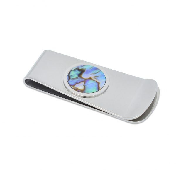 Abalone Pearl Moneyclip
