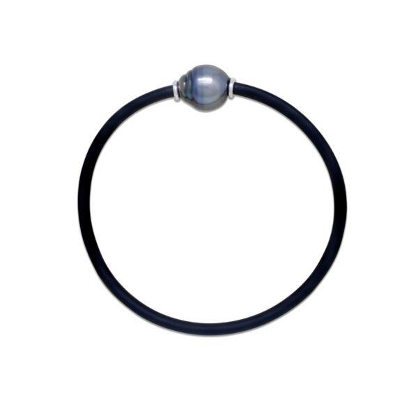 Tahitian Pearl Neoprene Bracelet