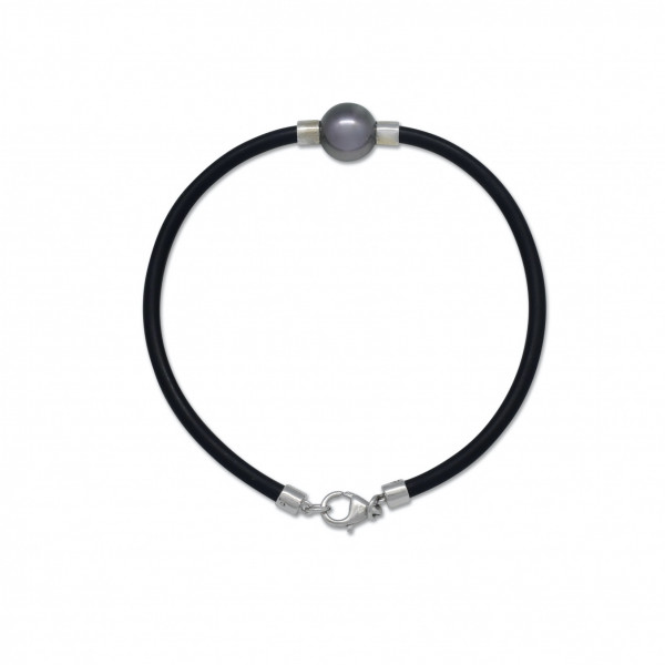 Tahitian Pearl Neoprene Bracelets