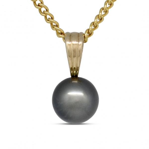 Tahitian Gold Pearl Pendant