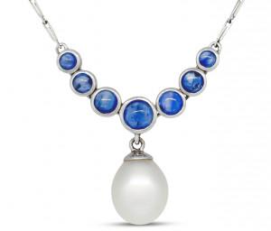 Australian Sapphires, Rubies and Pearls