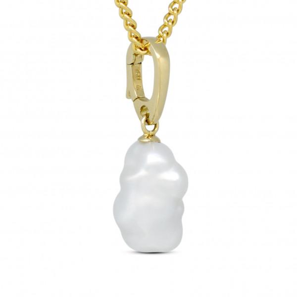 Australian Keshi Pearl Pendant