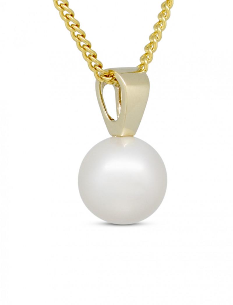 Australian Pearl Gold Pendant
